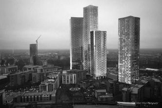 Manchester urban gothic