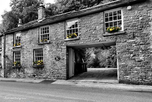 Pott Shrigley Cottages