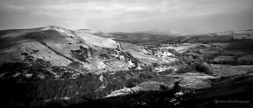 Kettleshulme hills