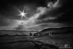Bakerstonedale Sun