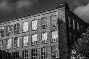 Clarence Mill Windows