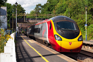 Virgin Pendolino