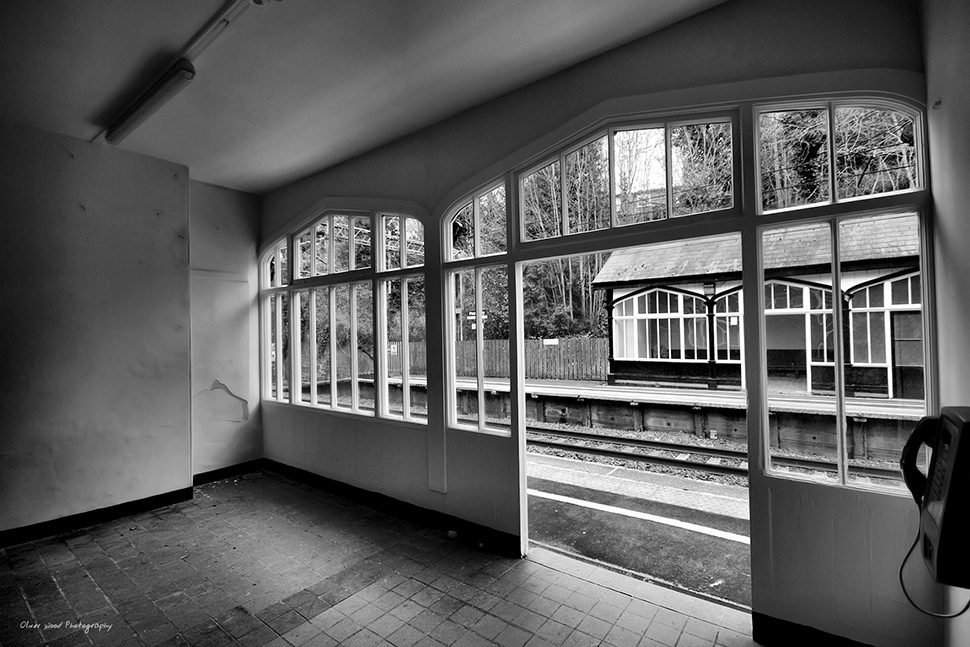 Prestbury Waiting Room