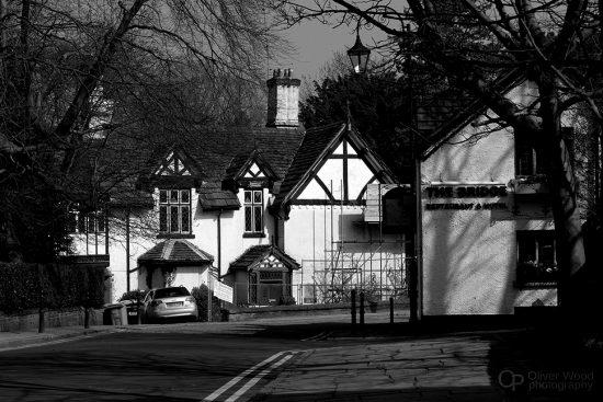 Ford House Prestbury