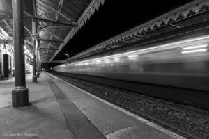 Chester Train Hale