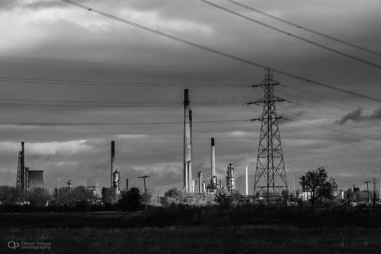 Stanlow Refinery