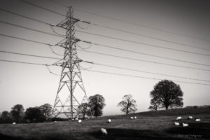 Macclesfield pylon