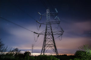 night pylon