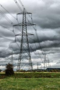 stanlow pylons