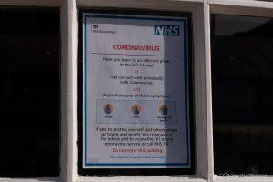 NHS Notice