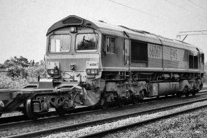 class 66 Chelford
